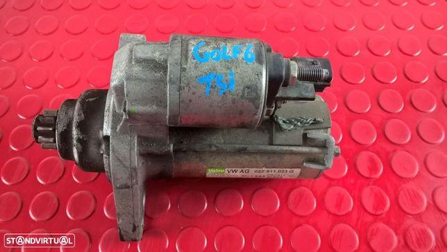 Motor Arranque - 02Z911023G [VW Golf VI]