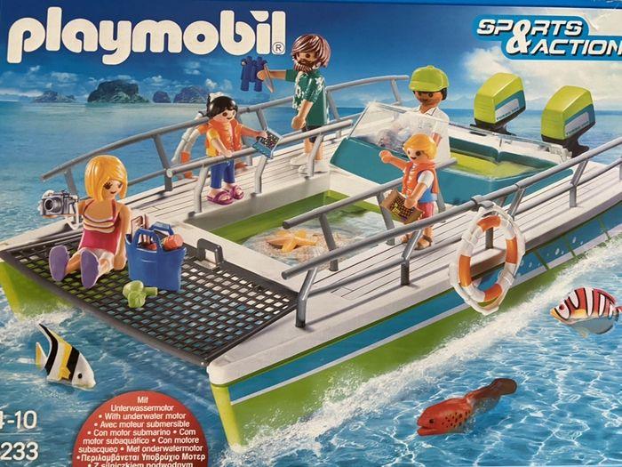 Katamaran Playmobil + gratis! Bielawa - image 1