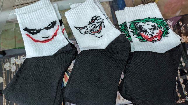 Мужские носки Джокер.Оригинальные носки.