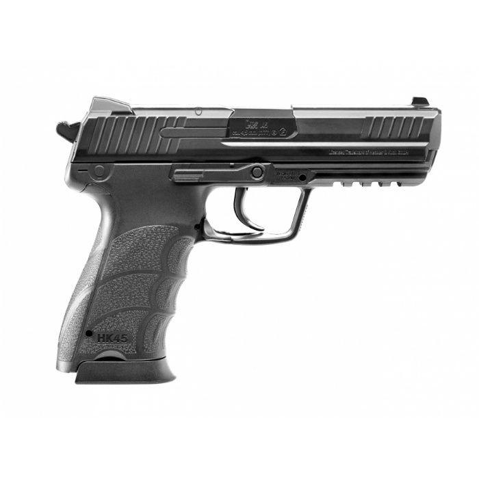 Pistolet wiatrówka H&K Heckler&Koch HK45 4,5 mm BB CO2 Czarnków - image 1
