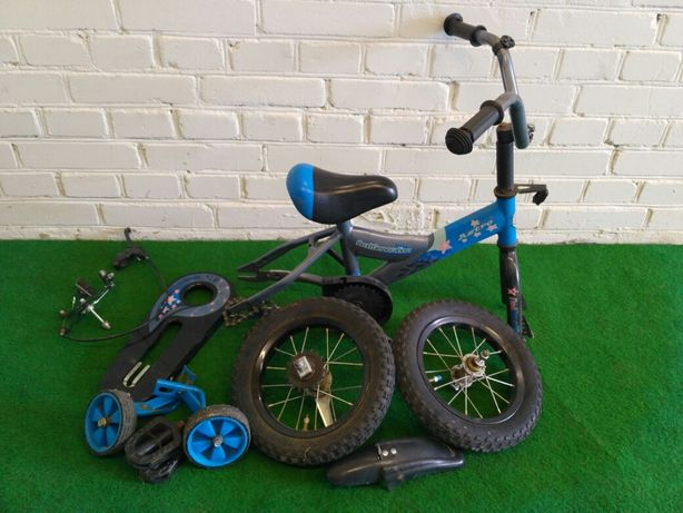 Rowerek dziecięcy Astro na części