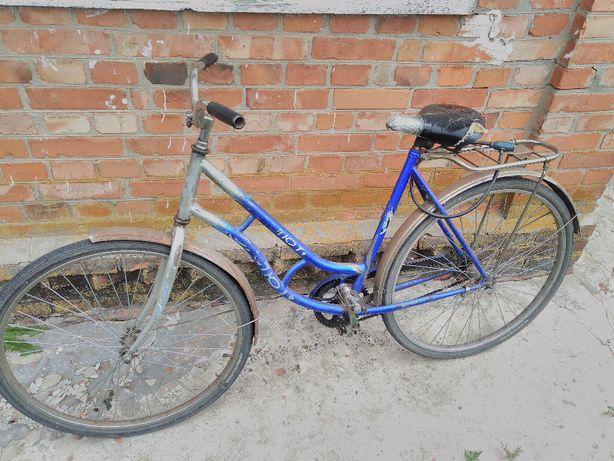 Велосипед унисекс модель Салют