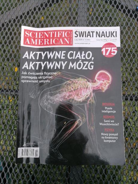 Scientific American Świat Nauki