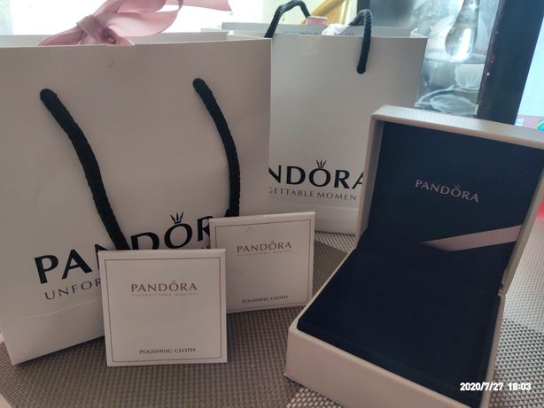 Pandora упаковка