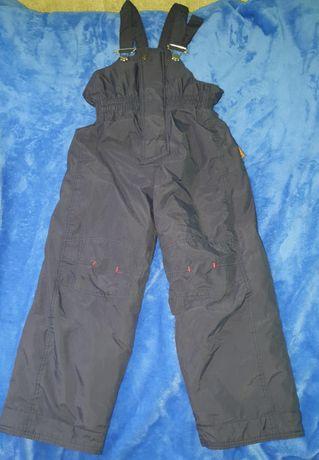 Комбінезон, полукомбінезон  теплі, зимові штани