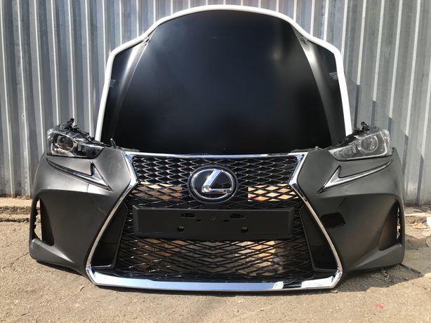 Lexus IS 2017 капот фара лексус ис 2017