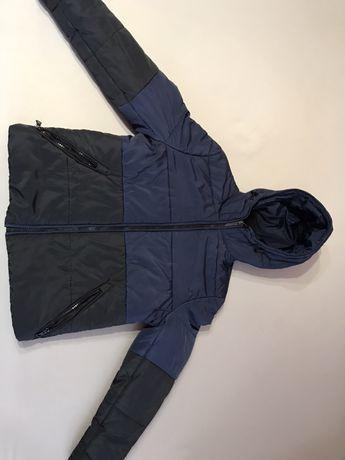 Чоловіча зимова куртка, розмір M/L