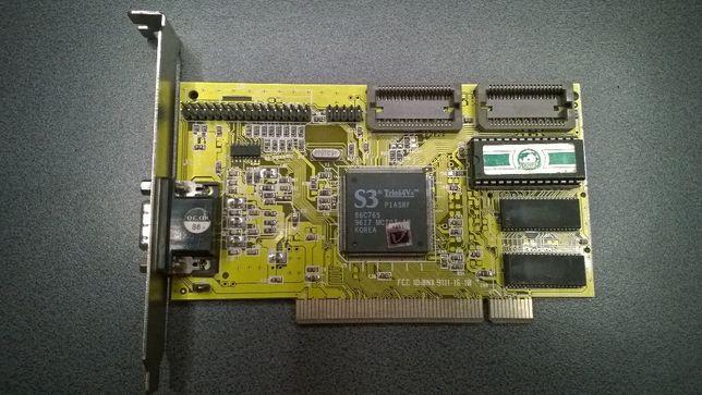 karta graficzna S3 trio64v 1MB