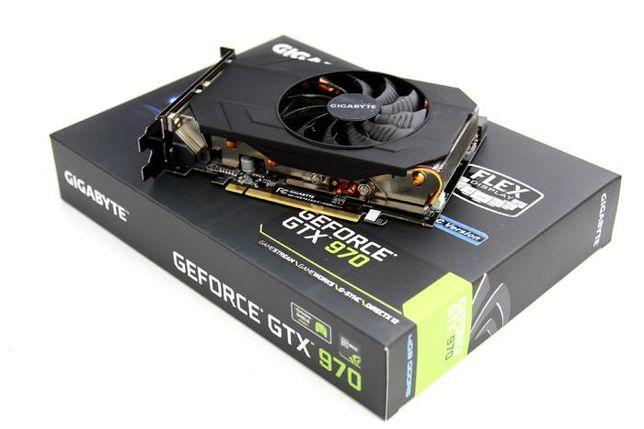 Karta graficzna GIGABYTE GEFORCE GTX 970 OC 4GB Limited ed.