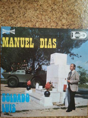 Vinil de Manuel Dias