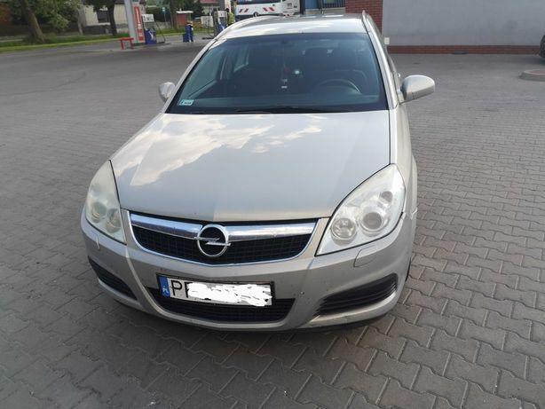 Opel Vectra C kombi 2005 r. 1.9 tdci