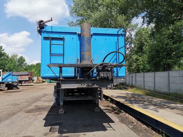 Naczepa ciężarowa Aluminiowa