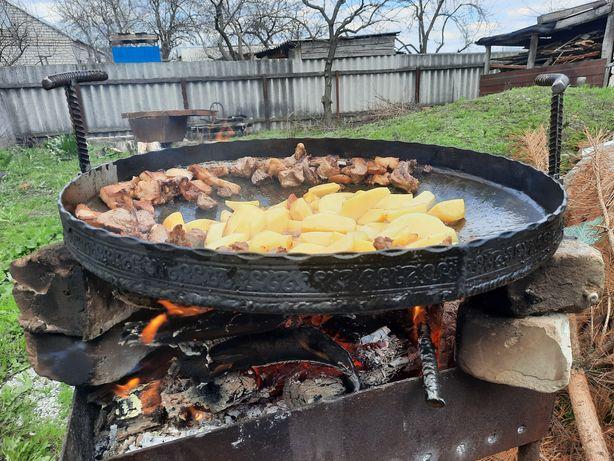 Сковородка з діска борони