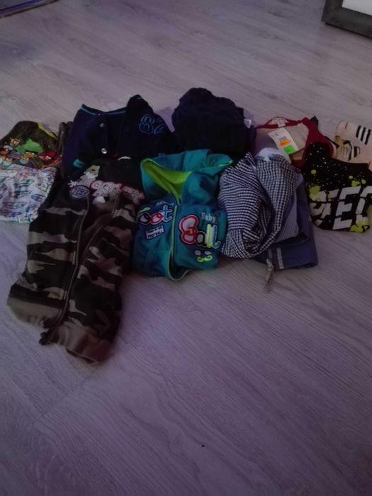 Paka ubrań dla chłopczyka Bytów - image 1