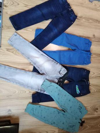 Zestaw spodni Reserved rozm 110