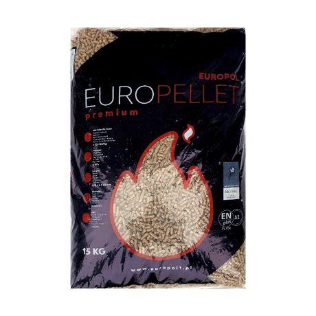 Pellet Drzewny Euro-Pellet Premium A1