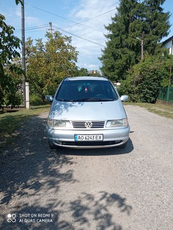 Volkswagen Sharan 1.9 TD