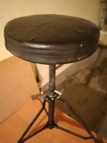 składany obrotowy stołek do pianina, perkusji..