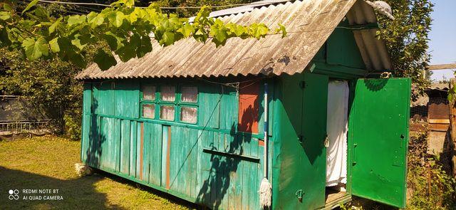 Контейнер, гараж, літній будиночок