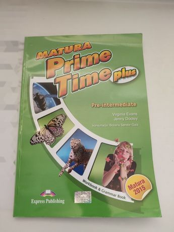 Matura Prime Time Plus - język angielski