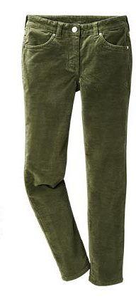 Велюровые/вельветовые брюки HIP & HOPPS. 95% bio cotton