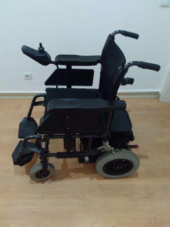 Cadeira de rodas elétrica baterias novas