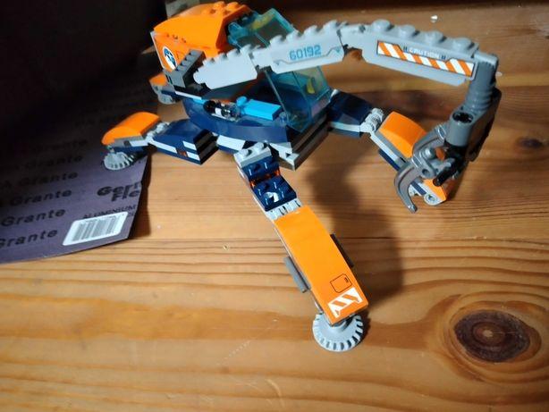 Klocki lego Pojazd Kosmiczny