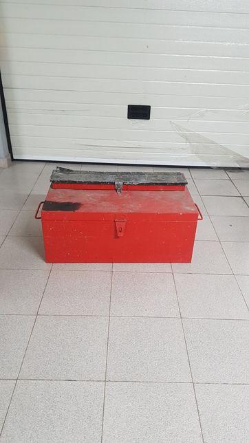 Caixa de arrumação de ferramentas