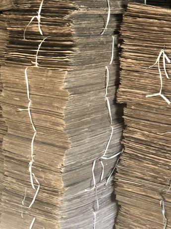 Листи картону , кутник картонний для пакування