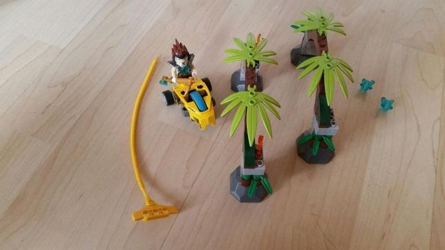 Lego Chima Lenox na speederze
