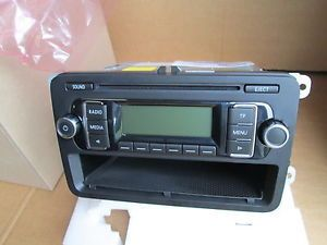 Radio vw rcd 210 original