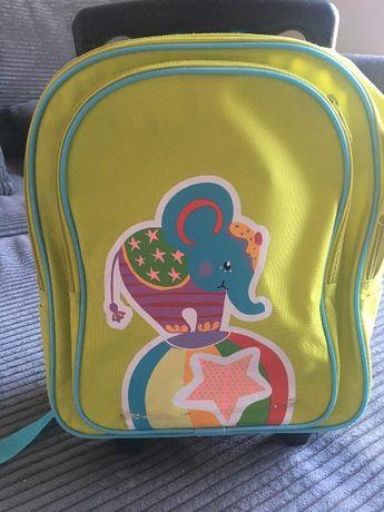 Walizka plecak torba