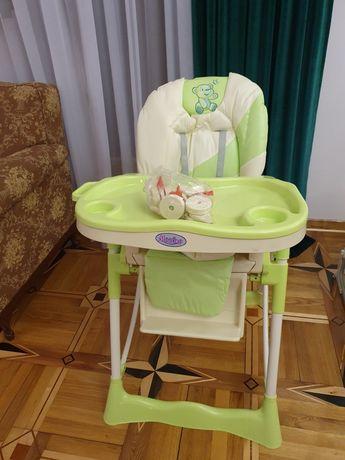Nowe krzesełko do karmienia Kids Play 3w1