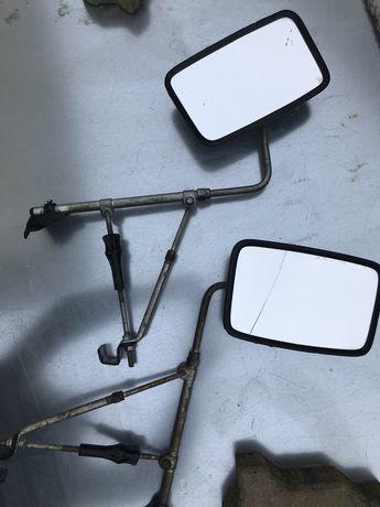 Espelhos de caravana