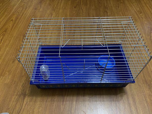Клетка для грызунов (кроликов, шиншил, хомяков)