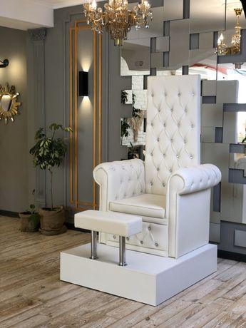 Кресло для салона красоты,диван,диванчик.Педикюрное кресло.Педикюр