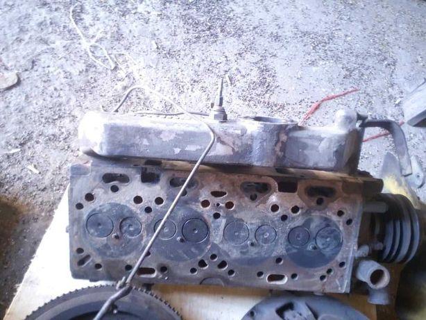 Głowica silnika massey ferguson 698