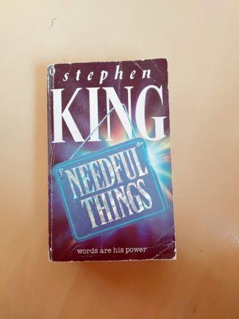Needful things Stephen King
