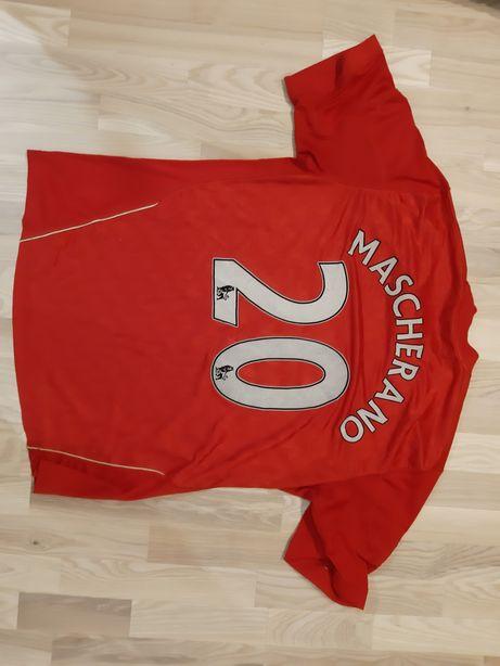 Koszulka FC Liverpool pilka nożna XXL Mascherano prezent