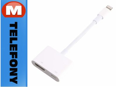METRO - Apple adapter HDMI Lighting iPhone 8 x xr xs xs 11 12