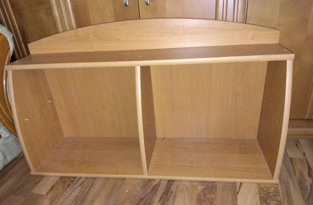 Półka wisząca 25x90x50 cm