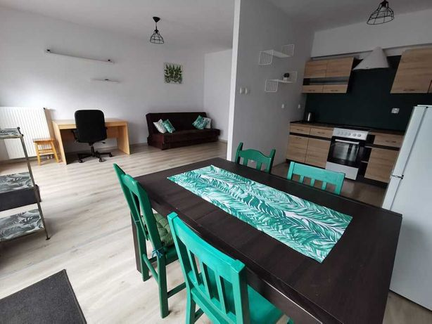 Mieszkanie na wynajem od zaraz, dwa pokoje 53m2, Szczecin, Gumieńce