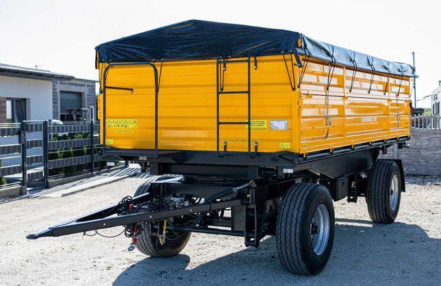 Przyczepa Rolnicza OHLER , Kassbohrer HL HW 8011 Ładowność 14 t