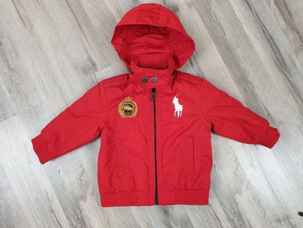 Курточка демисезонная детская Polo Ralph Lauren - на 12 месяцев, 1 год