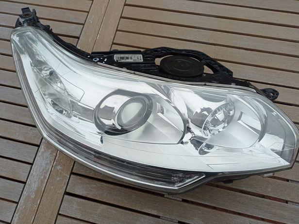 Lampa Bi Xenon Skrętny Citroen C5 III 3 x7 Valeo ksenon Bez Leda Eu.