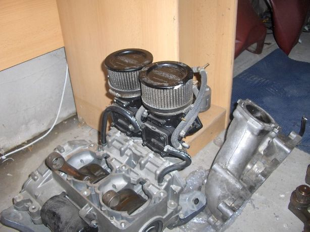 skuter wodny silnik yamaha 760