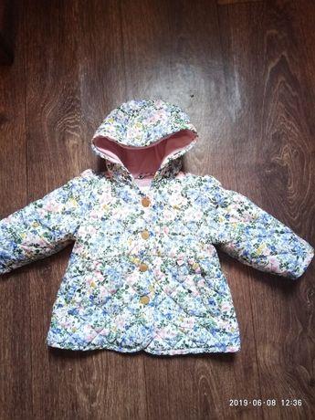 Курточка дитяча. Осень