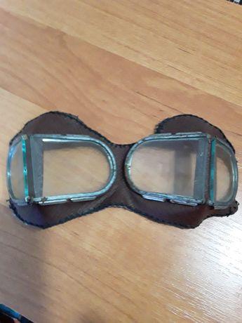 Продам  очки мотоциклетные  50х годов