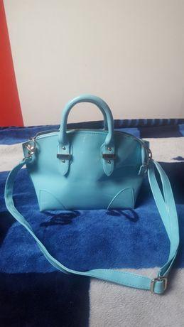 Nowa torebka kolor turkusowy
