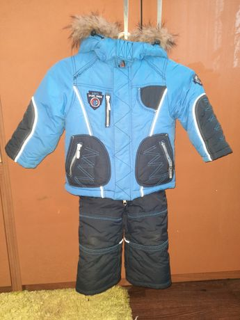 Костюм зимний, куртка и комбинезон